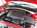 Chevrolet Camaro V6 engine - Flickr - Stradablog.jpg