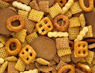 Chex Mix - Commercial Chex Mix
