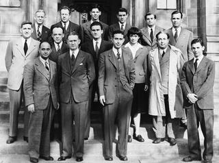 il gruppo di chicago della pila atomica