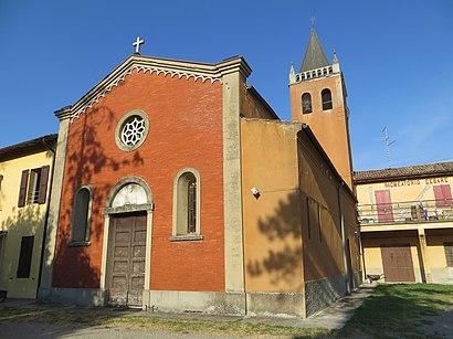 Come arrivare a Martorano a Parma con Bus? | Moovit