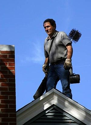 Modern chimney cleaning - Modern chimney sweep