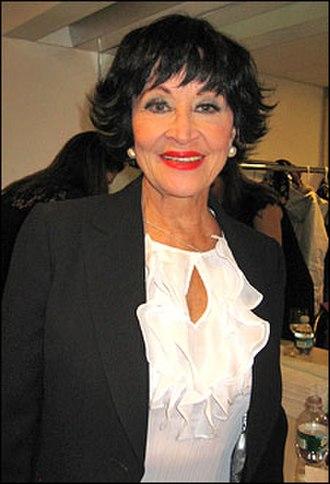 Chita Rivera - Rivera in 2009