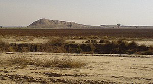Chogha Mish - Chogha Mish site