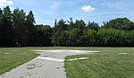 Chorzow park heliport.jpg