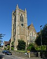 Christ Church, Waterden Road, Guildford (April 2014, from West).jpg