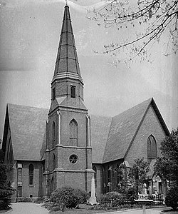 Christ Episcopal Church, North Church Street, Greenville (Greenville County, South Carolina).jpg