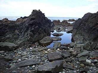 North Coast Trail - Image: Christensen Coast North Coast Trail