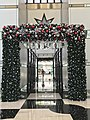 Christmas decorations at Central Plaza 1, Brisbane 02.jpg