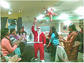 Christmas in HCL KPO Noida India.jpg