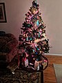 Christmas tree in a suburban home.jpg