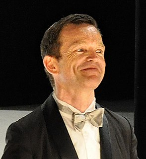Christophe Rousset French harpsichordist and conductor