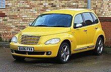 European Chrysler Pt Cruiser