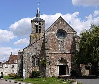 La Croix-en-Brie Commune in Île-de-France, France