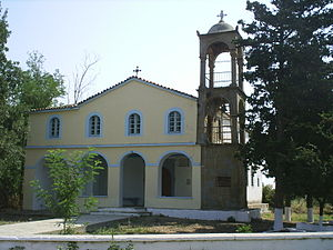 Pedino, Lemnos - Church Agiou Ioanni Prodromou in Neo Pedino