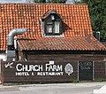 Church Farm Hotel and Restaurant (closed down) - geograph.org.uk - 1484148.jpg