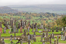 Church Of The Holy Rude Churchyard - 01.jpg