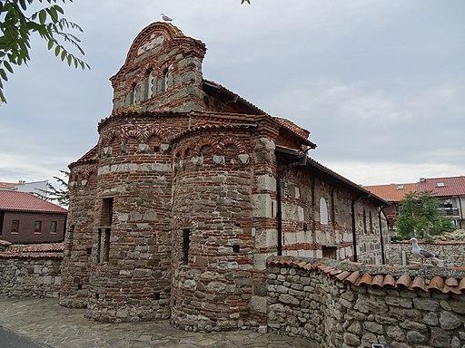 Church of Saint Stephen in Nesebar 08