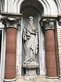 Church of St Joseph, Highgate exterior statue of St Paul.jpg