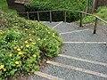 Churchyard steps, St.Catherine's, Hoarwithy - geograph.org.uk - 474281.jpg