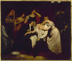 The Death of Duke of Berry