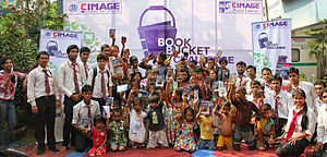 Book bucket challenge - Book Bucket Challenge Function Organised by CIMAGE Management College Patna