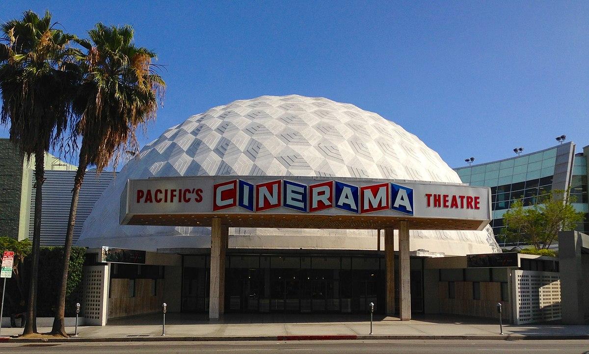 Cinerama Dome - Wikipedia