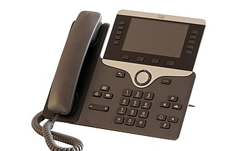 Cisco Systems - A Cisco 8851 IP Phone