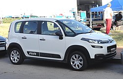 Citro  n    C3       Aircross        Wikipedia