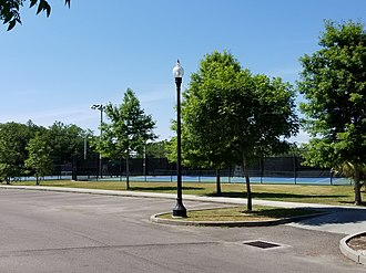 City Park/Pepsi Tennis Center - Image: City Park Pepsi Tennis Center (New Orleans, LA)
