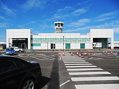 City Of Derry AirportLondonderry-Eglinton AirportPort lotniczy Londonderry-Derry