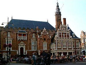 City Hall (Haarlem) - City Hall of Haarlem