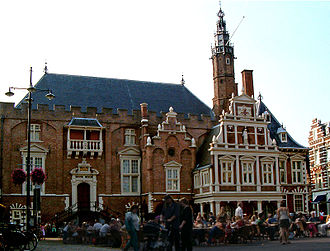 City Hall (Haarlem) - City Hall of Haarlem