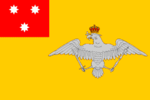 Civil ensign of the Principality of Wallachia, 1834.png