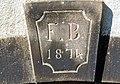 Clé de linteau, datée. à Botans. (6).jpg