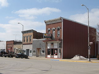 Clarksville, Iowa City in Iowa, United States