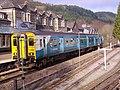 Class 150 Brel Sprinter 150260 (6779462684).jpg