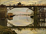 Claude Monet - The Highway Bridge under repair.jpg
