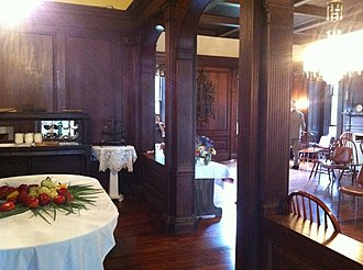 Claymont Court - Image: Claymont Dining Room