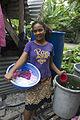 Clean water in the village of Banraeaba, in Tarawa, Kiribati 2007. Photo- Lorrie Graham (10686789673).jpg