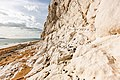 Cliff near Durdle Door in Dorset 2.jpg