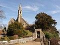 Clifton Hampden, parish church of St. Michael and All Angels - geograph.org.uk - 1761063.jpg