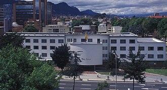 Jose Barraquer - Image: Clinica Barraquer Bogota