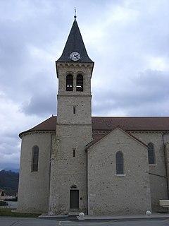 Saint-Just-de-Claix Commune in Auvergne-Rhône-Alpes, France