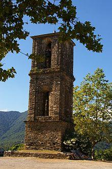 Carte Corse Orezza.Monacia D Orezza Wikipedia