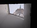 Clock Tower Through Skylight (5079705609).jpg