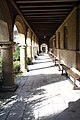 Cloisters at Sidney Sussex College - geograph.org.uk - 1193802.jpg