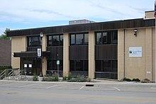 Cloud Peak Energy headquarters in Gillette, Wyoming.jpg
