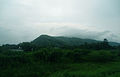 Clouds over Eastern Ghats at Aganampudi in Visakhapatnam.JPG