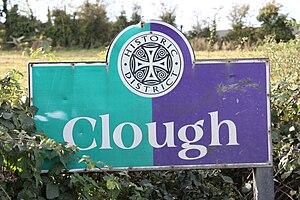 Clough - Clough, October 2009