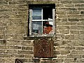 Coal Chute and Rotten Window Frame. - geograph.org.uk - 397177.jpg